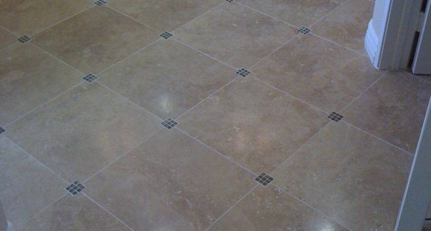 Bathroom Floor Tile Ideas Warmer Effect They Can Give