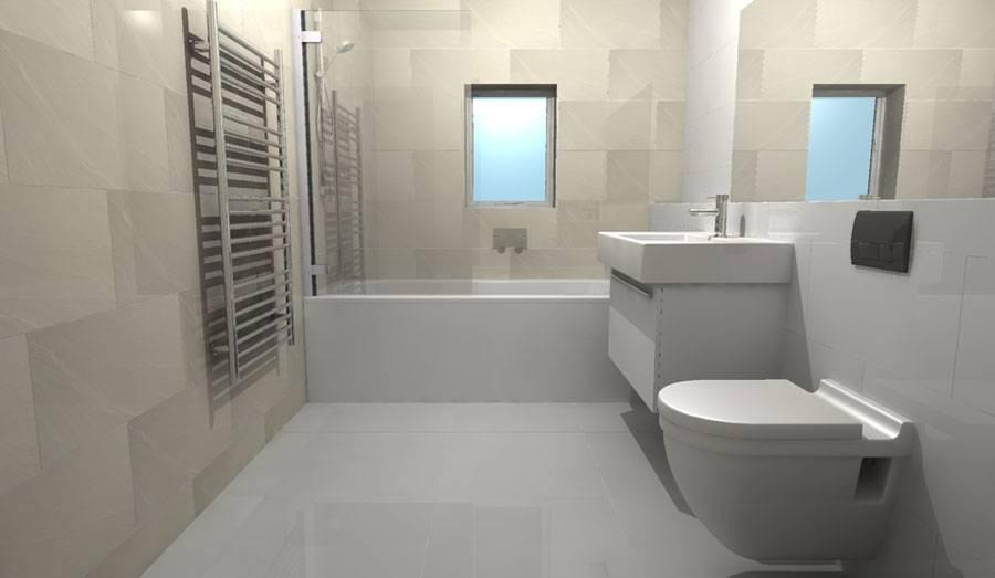 Bathroom Furniture Ideas Small Tile