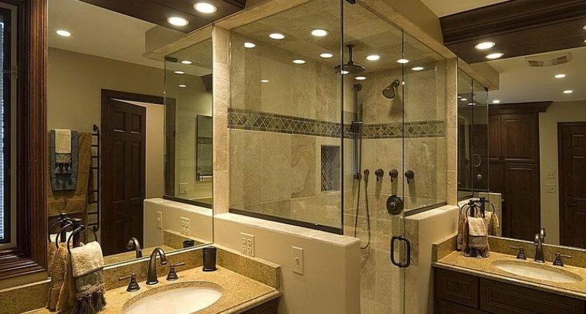 Bathroom Large Master Designs Photos