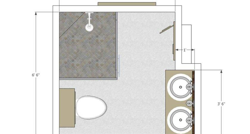 Bathroom Plan Layout Sharing Few Layouts Which Got