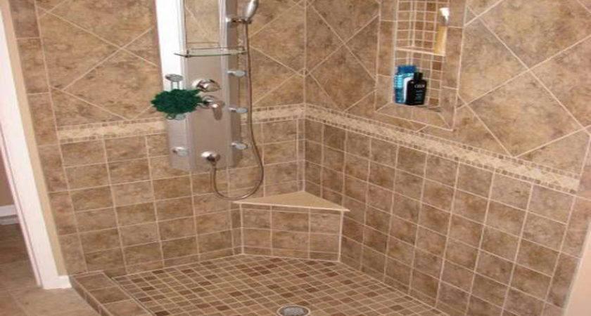 Bathroom Shower Tile Design