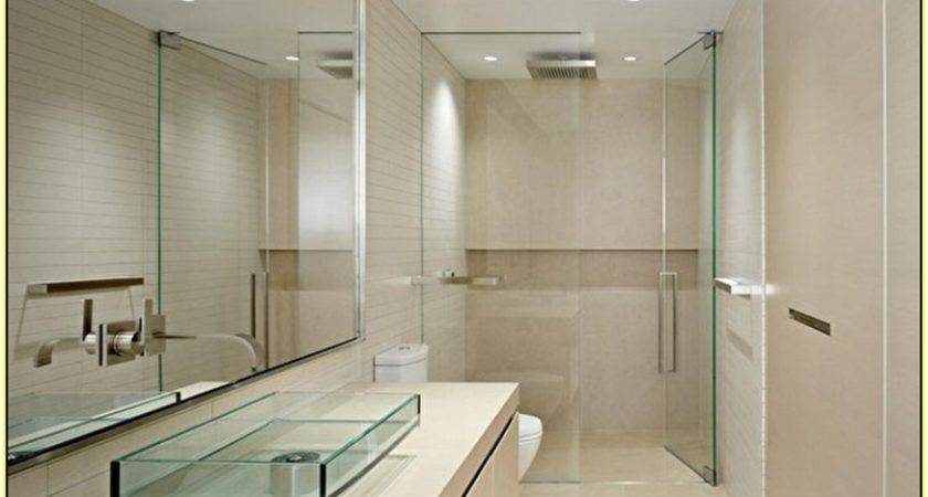 Bathroom Small Designs Walk Shower Showers