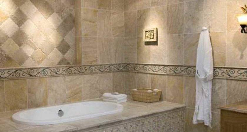 Bathroom Tile Designs Lamp Decoration