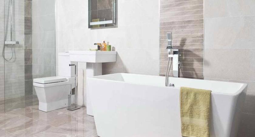 Bathroom Tiles Designs Can Help Deciding Best One White