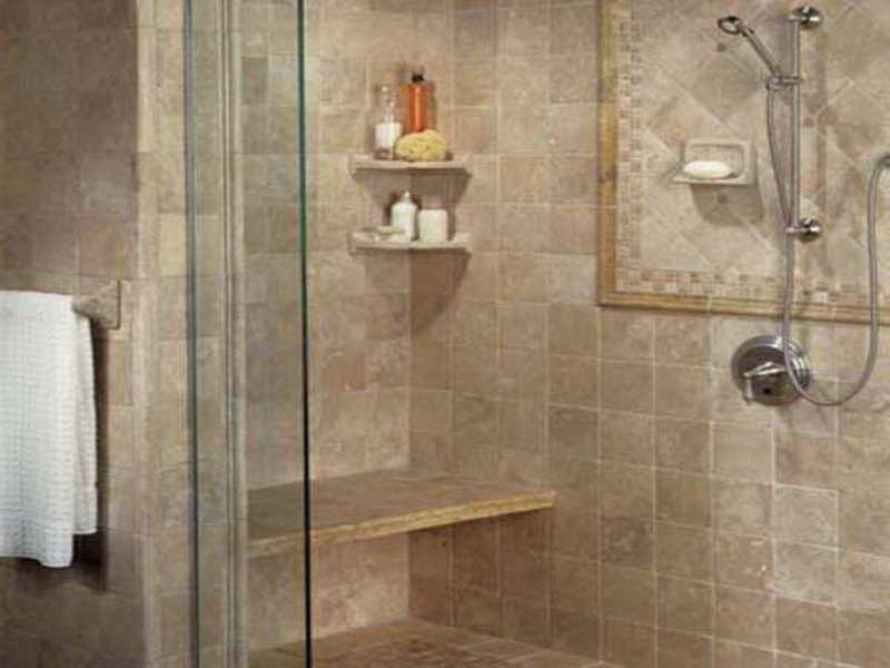 Bathroom Wall Floor Tile Patterns Showers Decorating