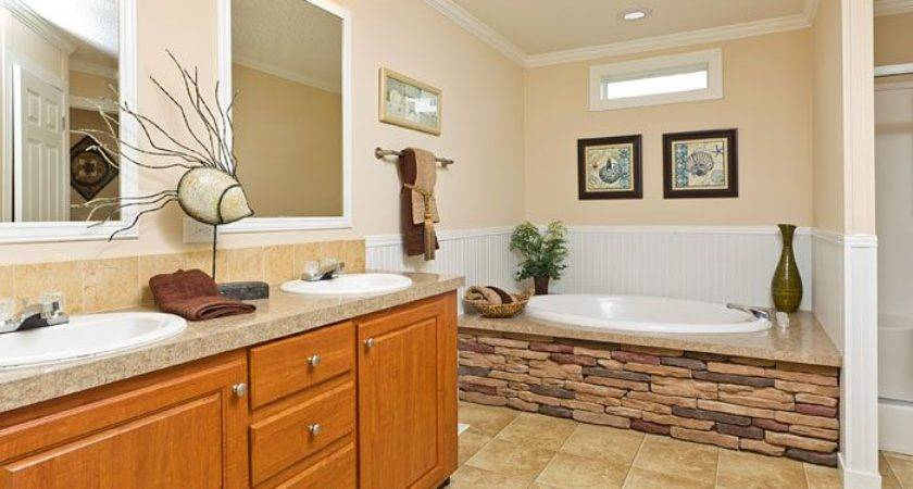 Bathrooms Manufactured Homes Home Mobile