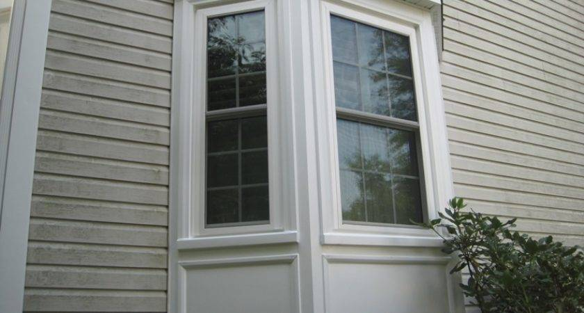 Bay Windows Exterior Custom Okna Window Olney