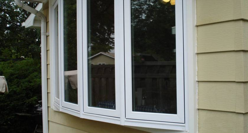 Bay Windows Exterior Panel Window Palatine