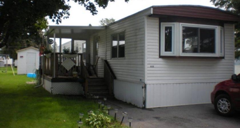 Bayside Bedroom Mobile Home Trenton Ontario Estates