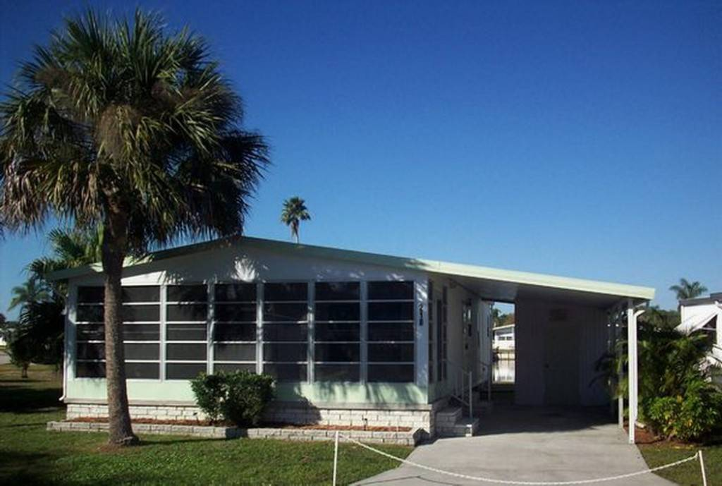 Bayv Mobile Home Rent Vero Beach Homes
