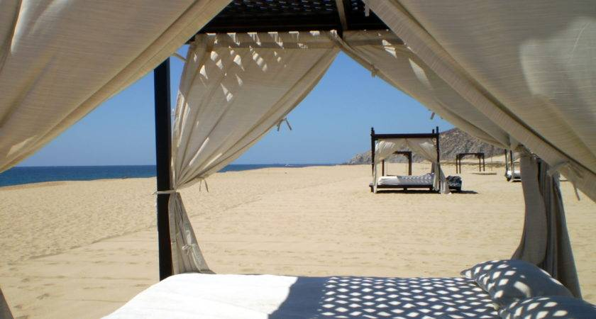 Beach Cabana Bed All Things Pinterest