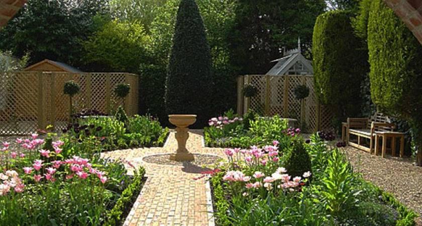 Beautiful Garden Design Interior Architecture Furniture