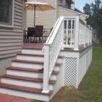 Beauty Deck Special Steps Mobile Home Decks