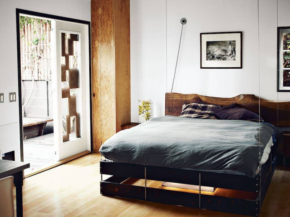 Bed Small Bedroom Designs Bedrooms Interiors Space
