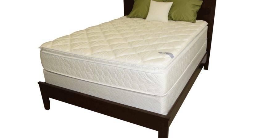 Bedford Pillowtop Mattress Bed Set