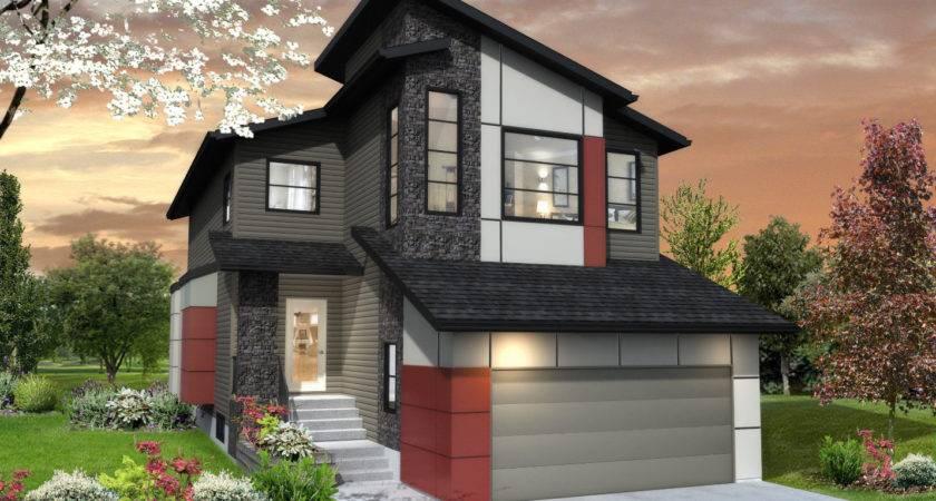 Bedrock Homes Green New Norm Canadian Design