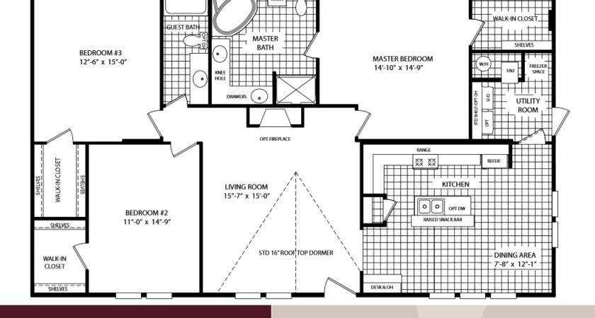 Bedroom Bath Floor Plans Real Estate