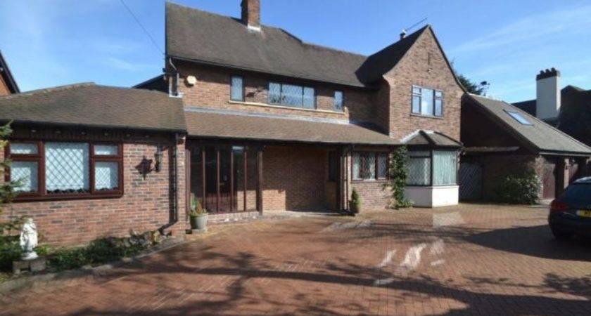 Bedroom Detached House Sale Avenue Ipswich