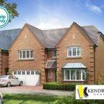 Bedroom Detached House Sale New Home Plot Lime Grove