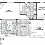 Bedroom Double Wide Mobile Home Floor Plans Unique