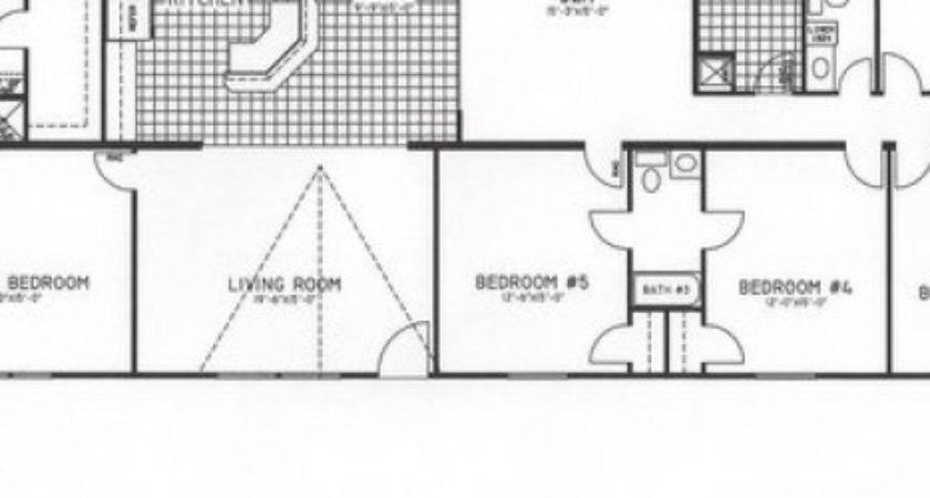 Bedroom Floorplans Modular Manufactured Homes