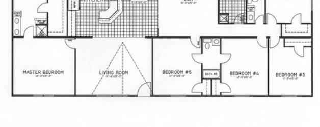 Bedroom Floorplans Modular Manufactured Homes