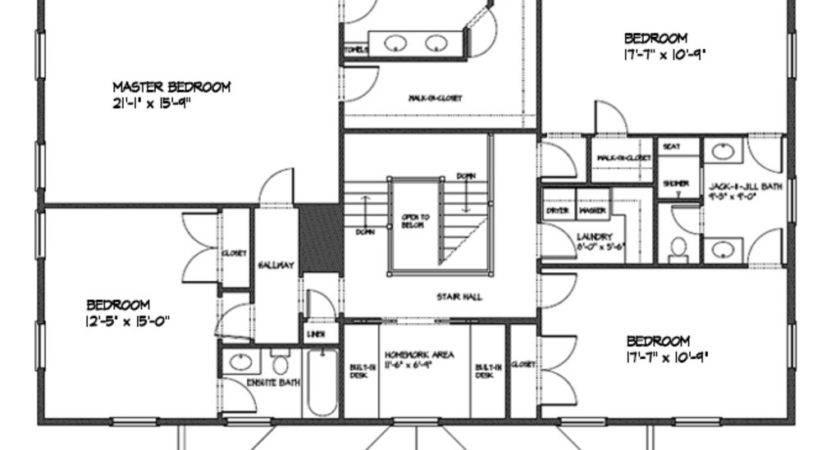 Bedroom House Plans Master Suites Best