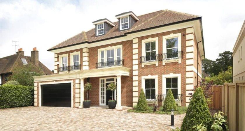 Bedroom House Sale Sandown Road Esher Surrey