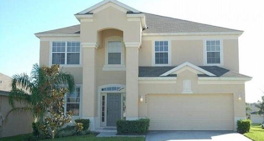 Bedroom Houses Villas Rent Orlando
