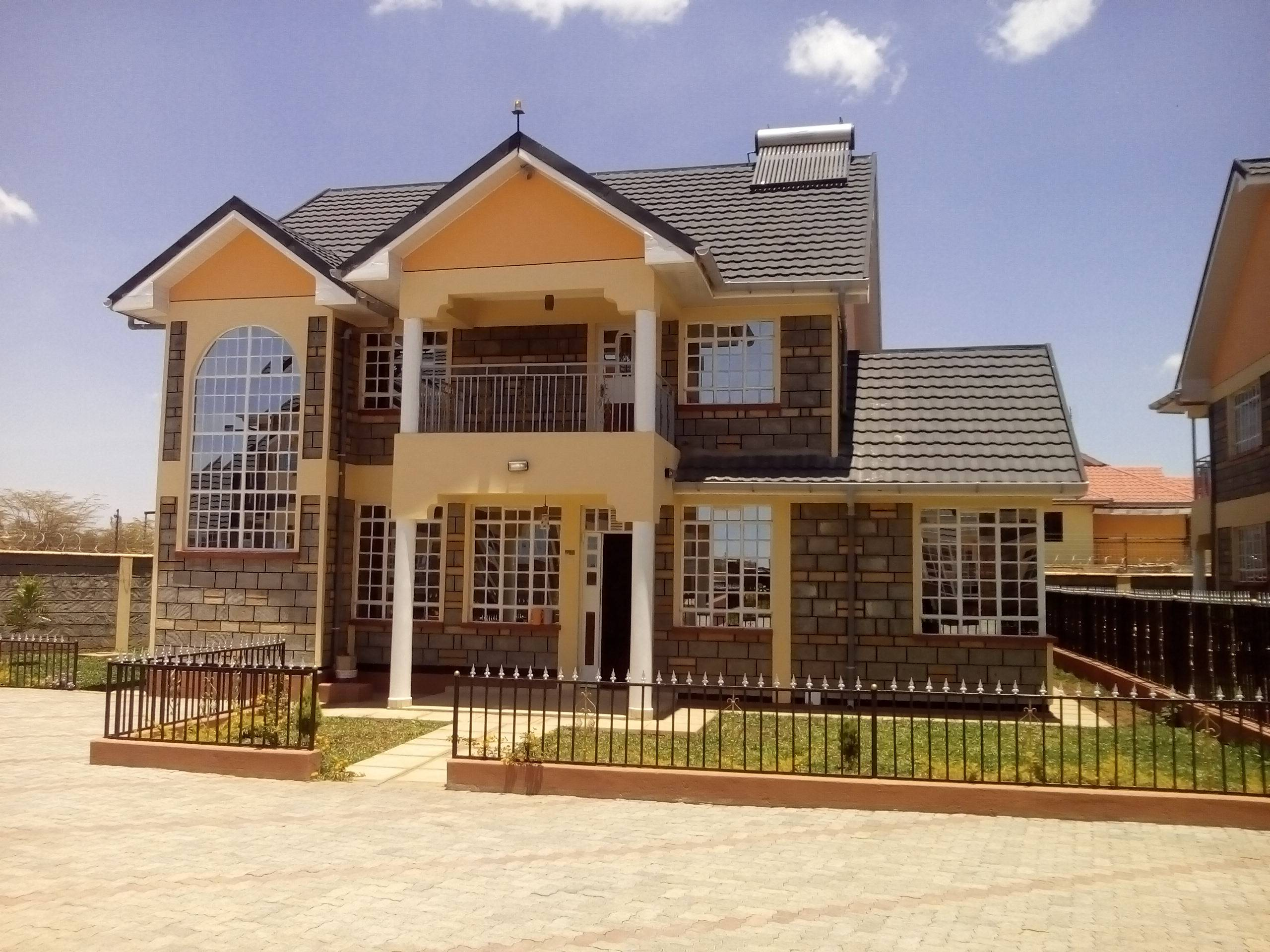 Bedroom Kenya Homes Houses Sale Kitengela
