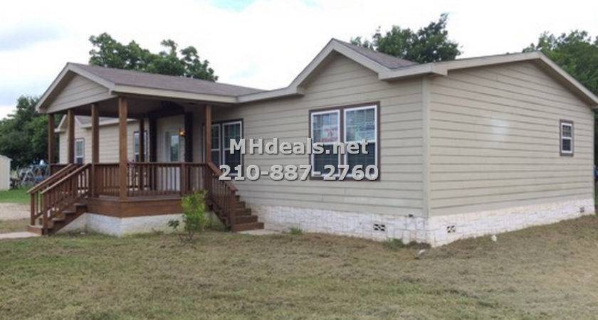 Bedroom Land Home Marion Texas Tiny Homes Manufactured