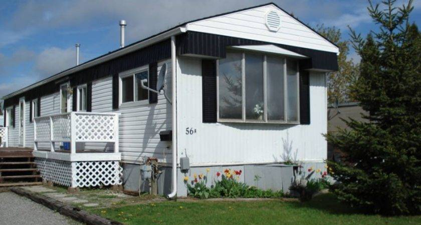 Bedroom Mobile Home Burton Avenue Park Barrie Ontario