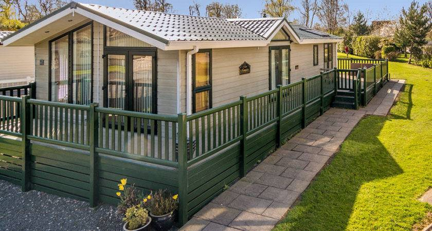 Bedroom Mobile Home Sale Condor Green Ribby Hall Village