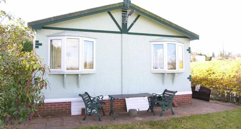 Bedroom Mobile Home Sale Knowle Sands Bridgnorth Shropshire