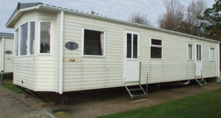 Bedroom Mobile Home Sale Rookley Country Park