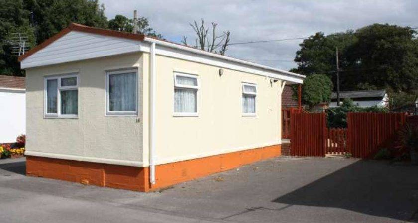 Bedroom Mobile Home Sale Stokes Bay Park Gosport