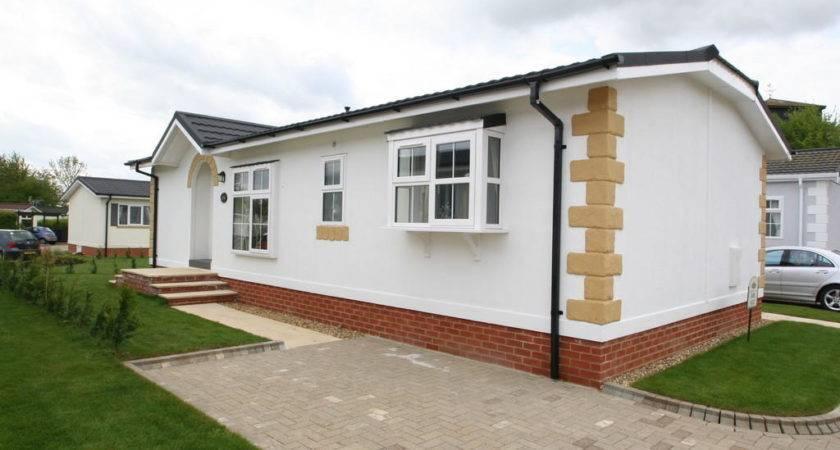 Bedroom Mobile Home Sale Takeley Park Hatfield