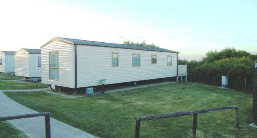 Bedroom Mobile Home Sale Thorness Holiday Park