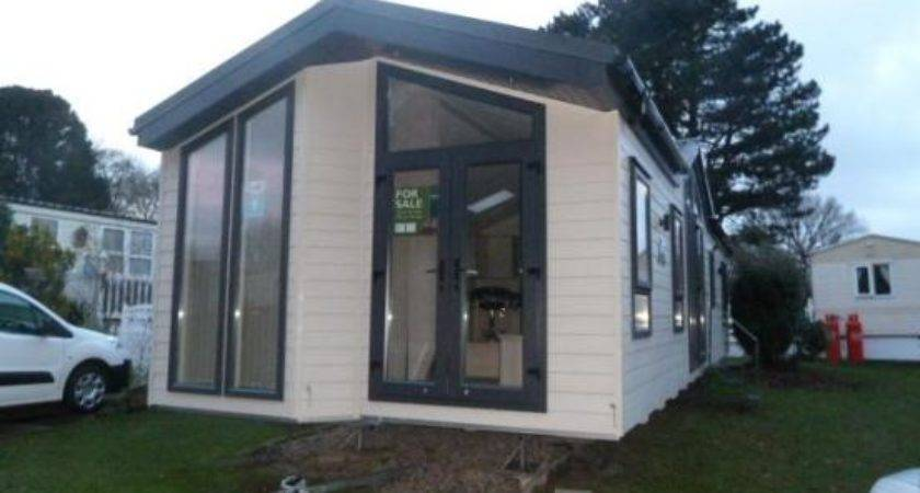 Bedroom Mobile Home Sale Woodlands Hall Caravan
