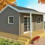 Bedroom Modular Cabin Joy Studio Design Best