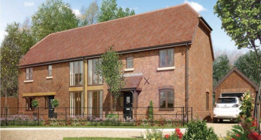 Bedroom Semi Detached House Sale Milldown Blandford
