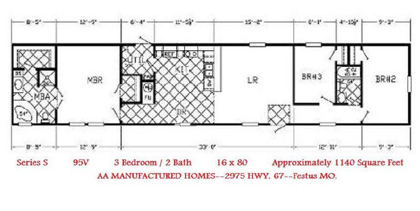 Bedroom Single Wide Mobile Home Floor Plans Devdas Angers