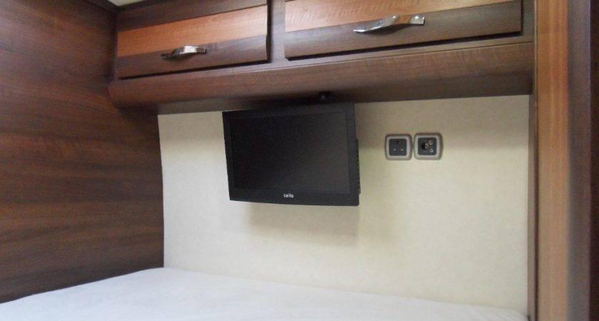 Bedroom Storage Lockers Mclaren Motorhome