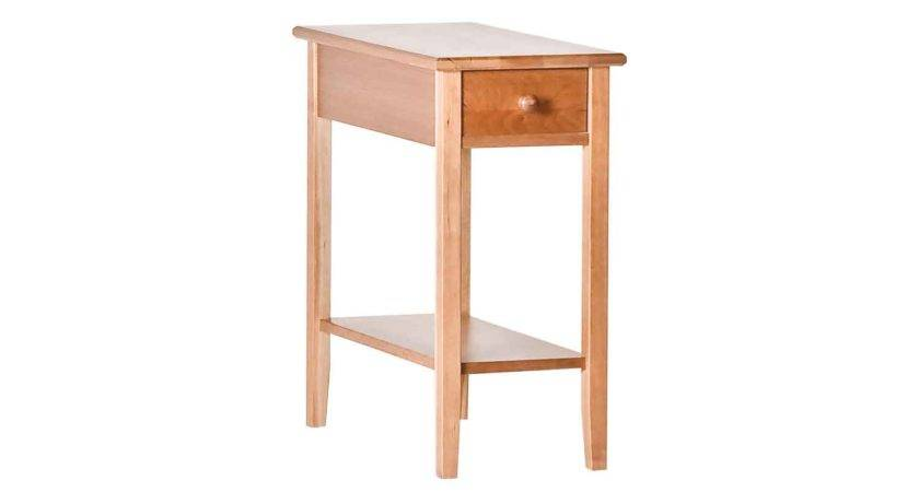 Bedroom Stylish Durable Side Tables Small Spaces Corps