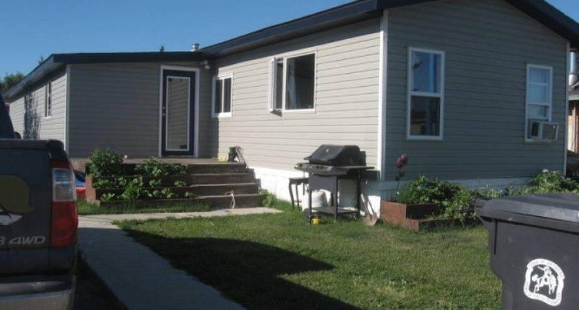 Bedroom Trailer Raymond Alberta Estates