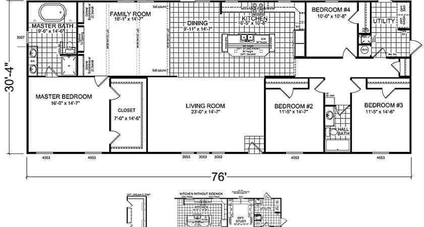 Bedrooms Bathrooms Mobile Home Bedroom Double Wide