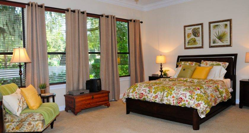 Bedrooms Should Suggest Comfort Southern Home Staging