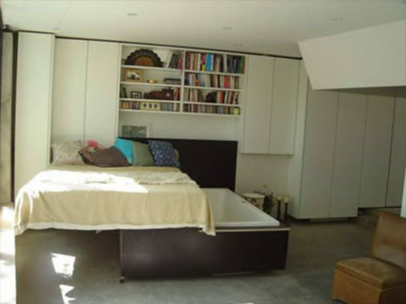 Beds Small Spaces Sliding Design