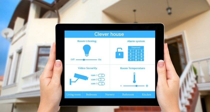 Behind Connected Smart Home