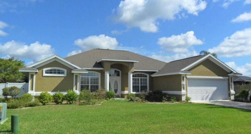 Bent Tree Homes Sale Real Estate Ocala Florida